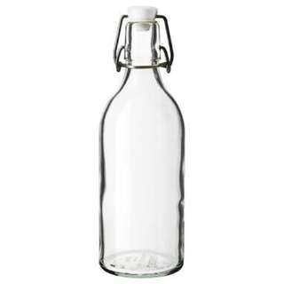 Ikrea korken botol kaca beling 1 liter
