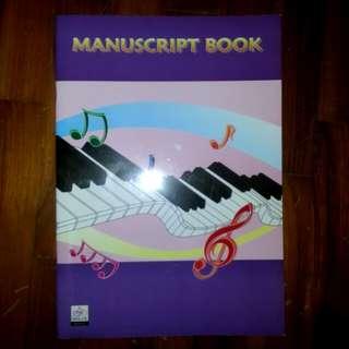 Manuscript Book