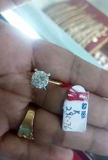 18k Saudi Gold 2.95g 7 1/2