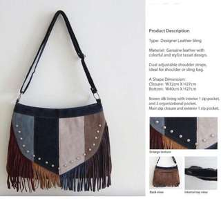 BN Fashion Tassel Sling