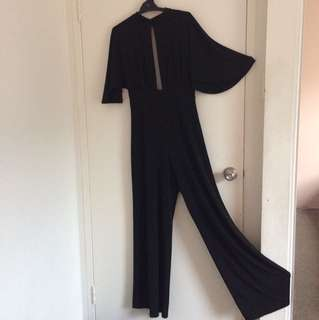 dotti black jumpsuit