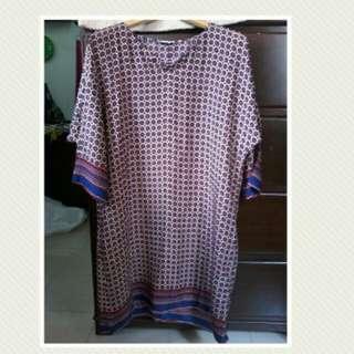 Tunic/shift dress