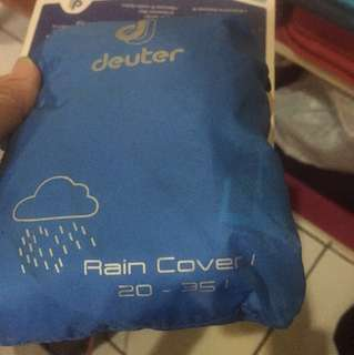 Rain cover deuter uk 20-35L