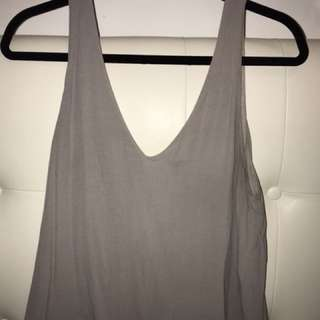 Wilfred Sleeveless Tie up Top