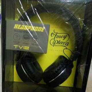 TV12 Headphone 響見‧立體聲 耳機