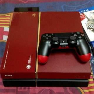 PS4 Metal Gear Solid V:Phantom Pain(Limited Edition)