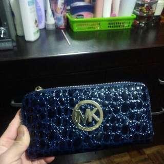 mk wallet not original  very good condition