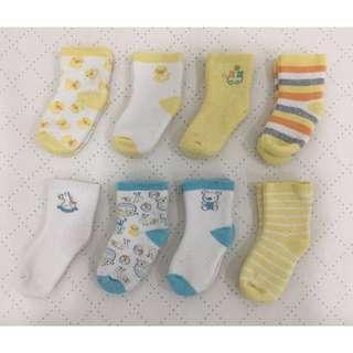 Baby Socks (0-12m)