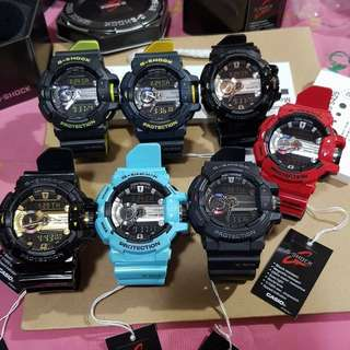 G'MIX GSHOCK WATCH