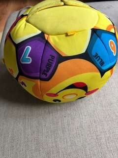 Ball with music