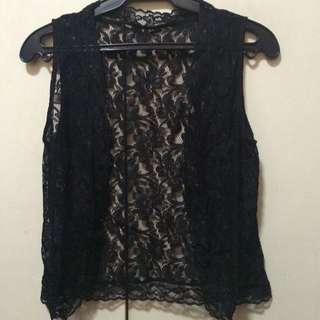 MNG Lace Vest (US S)