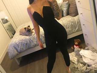SOLD OUT Fashion Nova Jumpsuit
