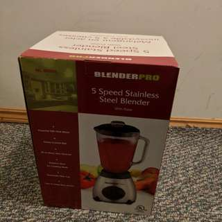 Blenderpro Stainless Steel Blender