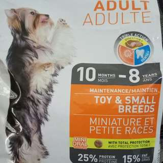 1ST CHOICE DOG ADULT, TOY & SMALL BREEDS 2.72kg