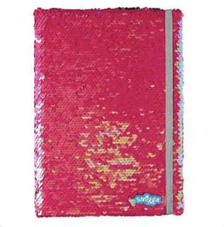 A4 Sequins Notebook
