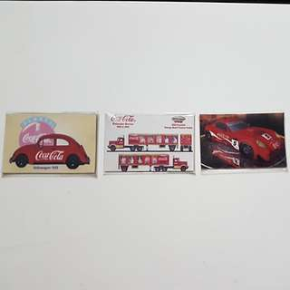 BN Coke Fridge Magnets (set of 3pcs)