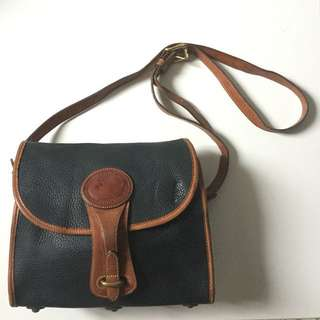PLOVED: Authentic Dooney and Bourke Sling Bag
