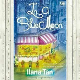 ebook ~ In a blue moon