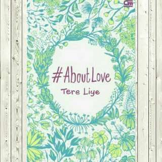 ebook ~ #AboutLove