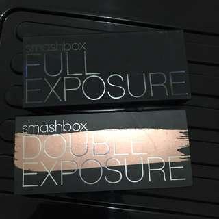 Smashbox eyeshadow palette 100% Authentic