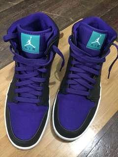 Air jordan 1 Black Grape