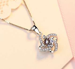 S925 necklace