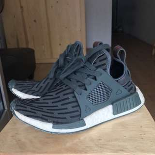 Adidas NMD XR1 Navy Green