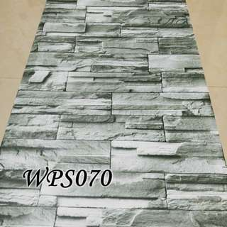 WPS070-GREY NATURE STONE