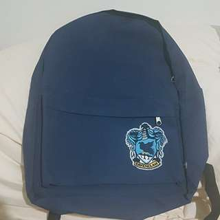 Ravenclaw Canvas Backpack