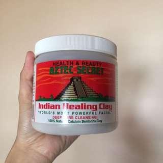 Aztec Secret: Indian Healing Clay