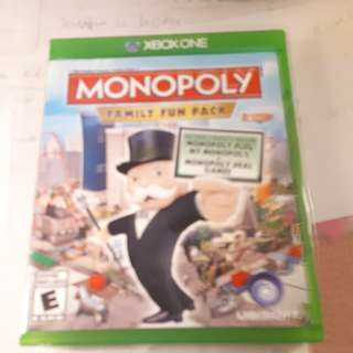 Monopoly xbox one edition