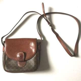PLOVED: Vintage Celine Mini Sling Bag