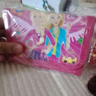 Barbie wallet