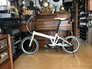 Folding bike 18 speed