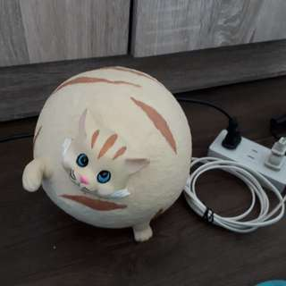 Fat Cat Lamp Shade