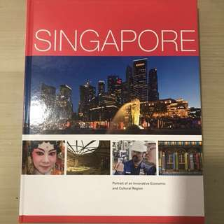 Book about Singapore