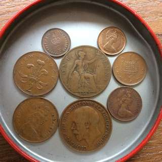 British Coin