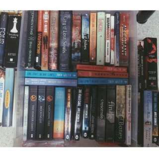 Books for sale 📚