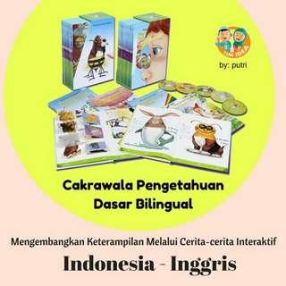 Buku CPD - Cakrawala Pengetahuan Dasar