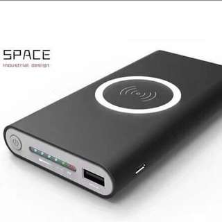 6 months warranty - 3-in-1WIRELESS POWER BANK CHARGER