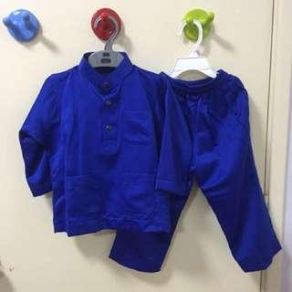 Kids Baju Melayu