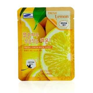 3W Fresh Lemon Mask