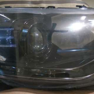 Civic headlamp depo