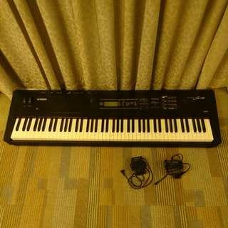 Yamaha Music Synthesizer S08