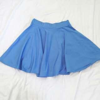 Skater skirt (blue)