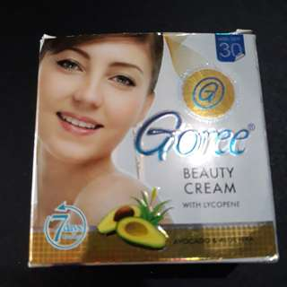 GOREE BEAUTY CREAM 100% AUTHENTIC