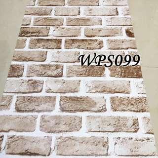 WPS099-BATA PUTIH BESAR