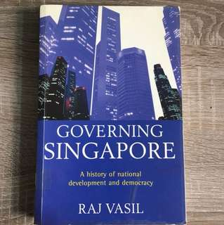 Governing Singapore