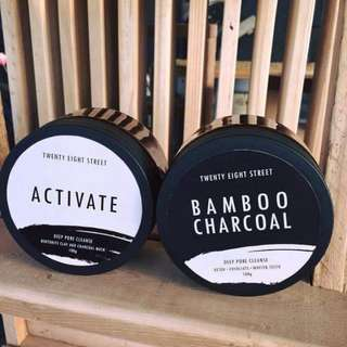 Bamboo Charcoal & Activate