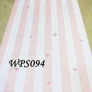 WPS094-PINK LINE N STAR